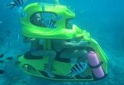 bali activities aqua-star-underwater-scooter