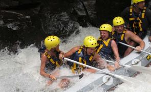 Bali Rafting Spa Package Adventure