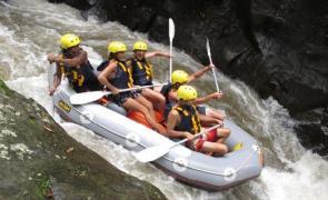 Bali Ayung River Rafting
