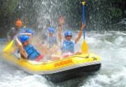 bali activities telaga-waja-rafting