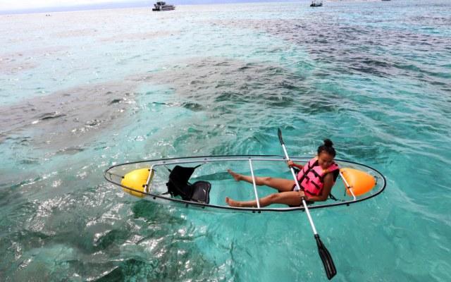 Bali Marine Walk Lembongan