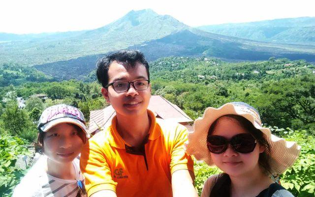 John Baliman Bali Tour
