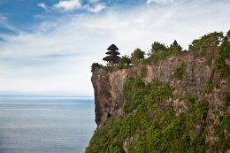 Uluwatu temple at Uluwatu Bali Tour